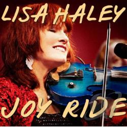 Haley, Lisa / Lisa Haley & The Zydekats - Joy Ride CD Cover Art