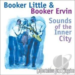 Ervin, Booker / Little, Booker - Sounds of the Inner City CD Cover Art