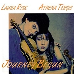 Risk, Laura - Journey Begun CD Cover Art
