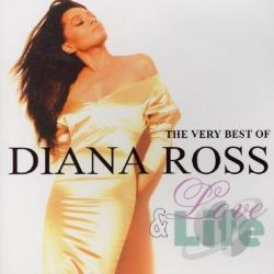 Ross, Diana - Love & Life: The Very Best of Diana Ross CD Cover Art