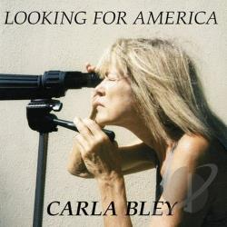 Bley, Carla - Looking for America CD Cover Art