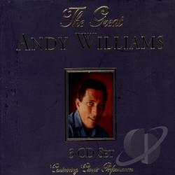 Williams, Andy - Great CD Cover Art