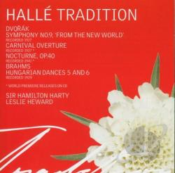 Heward, Harty, Hall� / Tradition - Dvor�k, Brahms - Tradition - Dvor�k, Brahms / Heward, Harty, Hall� CD Cover Art
