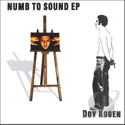 Kogen, Dov - Numb To Sound EP CD Cover Art