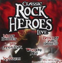 Classic Rock Heroes CD Cover Art