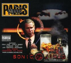 Paris - Sonic Jihad CD Cover Art
