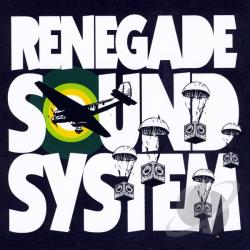 Fraud Millionaires - Renegade Sound System CD Cover Art