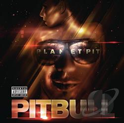 Pitbull - Planet Pit CD Cover Art