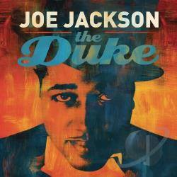 Jackson, Joe - Duke CD Cover Art