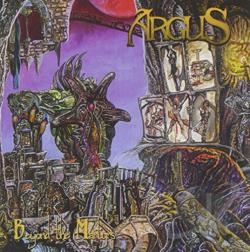 Argus - Beyond the Martyrs CD Cover Art