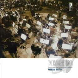 Portishead - Pnyc CD Cover Art