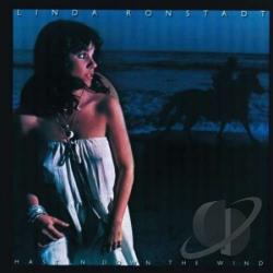 Ronstadt, Linda - Hasten Down the Wind CD Cover Art