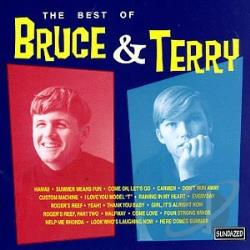 Bruce & Terry - Best of Bruce & Terry CD Cover Art