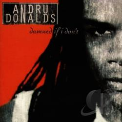 Donalds, Andru - Damned If I Don't CD Cover Art