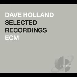 Holland, Dave - Rarum, Vol. 10: Selected Recordings CD Cover Art