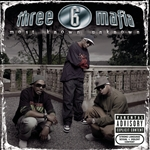 Three 6 Mafia - Most Known Unknown CD Cover Art