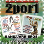 Banda Arrieros - 2 Por 1 CD Cover Art