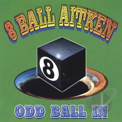 8 Ball Aitken - Odd Ball In CD Cover Art
