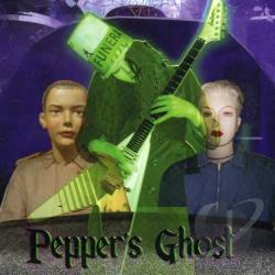 Buckethead - Peppers Ghost CD Cover Art