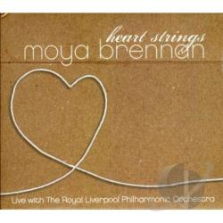 Brennan, Moya - Heart Strings CD Cover Art