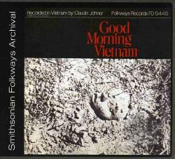 Good Morning Vietnam CD Cover Art