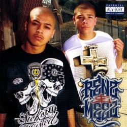 Renz & Meez - Two For The Money CD Cover Art