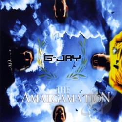 G-Jay - Amalgamation CD Cover Art