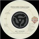 Rufus & Chaka Khan - Ain't Nobody / Sweet Thing [Live] [Digital 45] DB Cover Art
