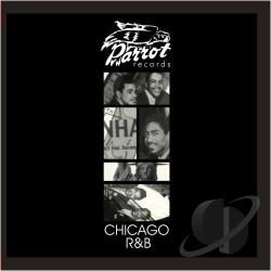 Chicago R&B/Parrot R&B CD Cover Art