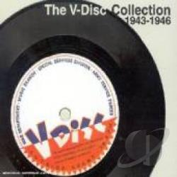 V Disc Collection 1943-1946 CD Cover Art