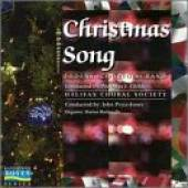 Halifax Choral Society - Christmas Song / Childs, Halifax Choral Society, Et Al CD Cover Art