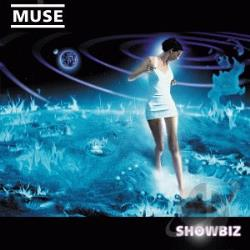 Muse - Showbiz CD Cover Art
