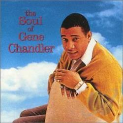 Chandler, Gene - Soul Of Gene Chandler CD Cover Art