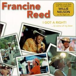 Reed, Francine - I Got A Right!... To Some Of My Best CD Cover Art