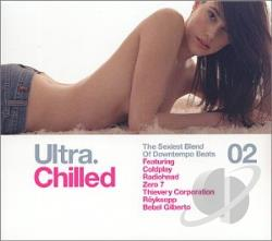 Ultra Chilled, Vol. 2 CD Cover Art