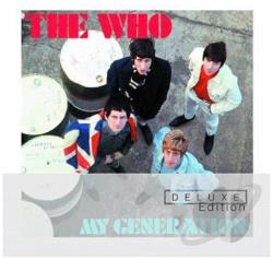Who - My Generation CD Cover Art