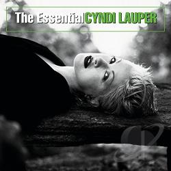 Lauper, Cyndi - Essential Cyndi Lauper CD Cover Art