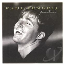 Pennell, Paul - Fearless CD Cover Art