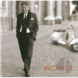 Bocelli, Andrea - Incanto CD Cover Art