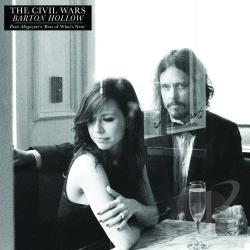 Civil Wars - Barton Hollow CD Cover Art