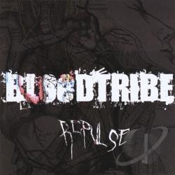 Blood Tribe - Repulse CD Cover Art