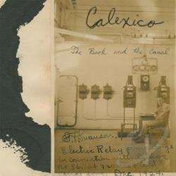 Calexico - Book and the Canal LP Cover Art