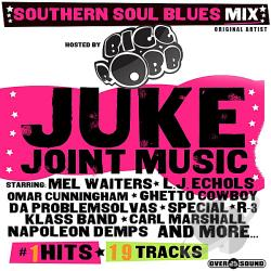 Robb, Bigg - Juke Joint Music CD Cover Art
