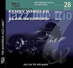 Skidmore, Ala / Wheeler, Kenny - Swiss Radio Days Vol. 28 CD Cover Art