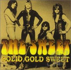 Sweet - Solid Gold Sweet CD Cover Art