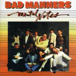 Bad Manners - Mental Notes CD Cover Art