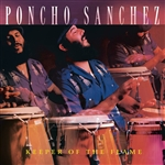 Sanchez, Poncho - Keeper of the Flame CD Cover Art