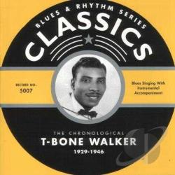 Walker, T-Bone - 1929-1946 CD Cover Art