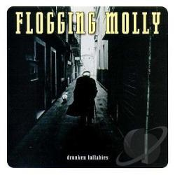 Flogging Molly - Drunken Lullabies CD Cover Art