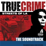 True Crime: Streets of LA - The Soundtrack CD Cover Art